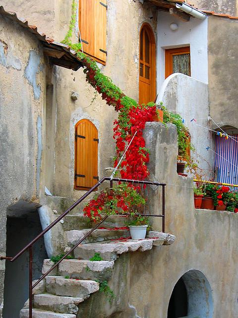 Flowered Entry, Croatia