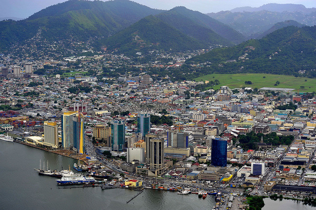 Port of Spain is the capital of the Republic of Trinidad and Tobago and is emerging as a leading city in the Caribbean region.