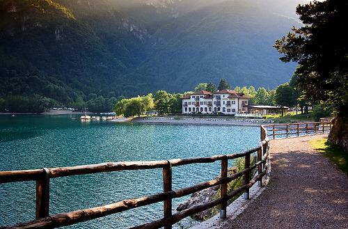 Lake Ledro, Trento, Italy