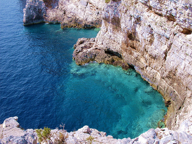 Kornati Islands National Park, Dalmatian coast, Croatia