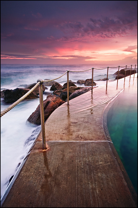 Seaside Pool, Sydney, Australia
