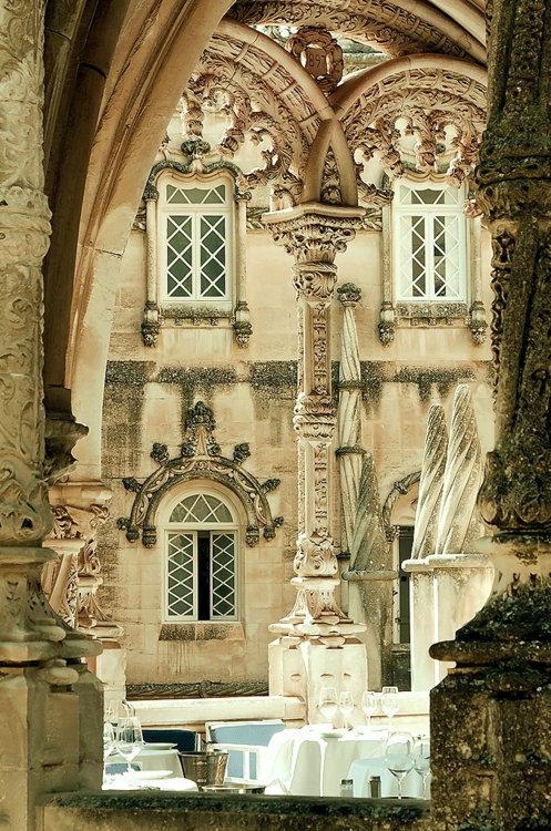 Arches, Luso, Portugal