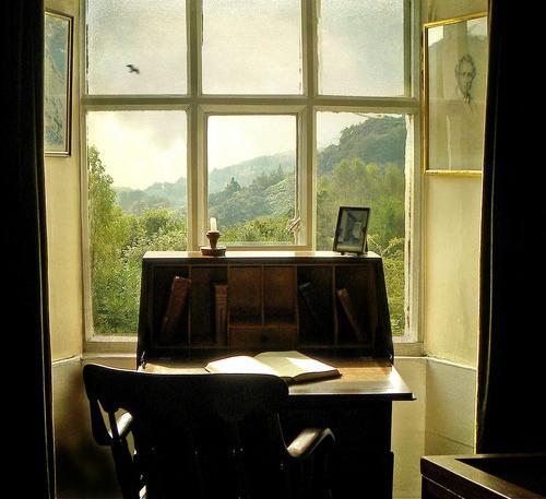 Writing Table, Leeds, England