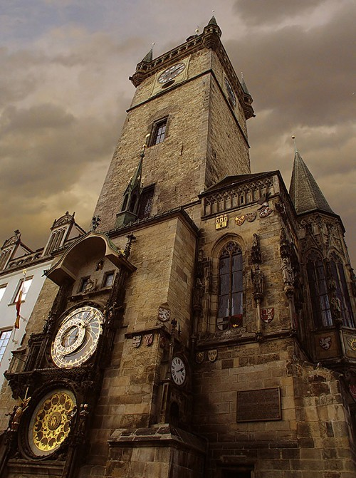 Astronomical Clock, Prague, Czech Republic