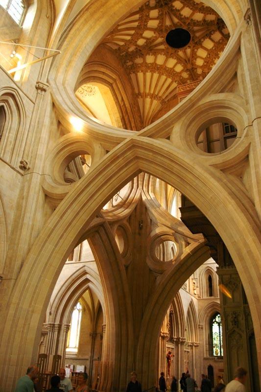 Scissors Arches, Somerset, England