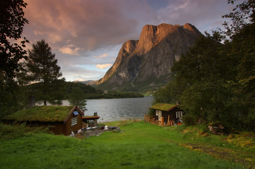 A nordic fairytale, Eikisdalsvatnet / Norway