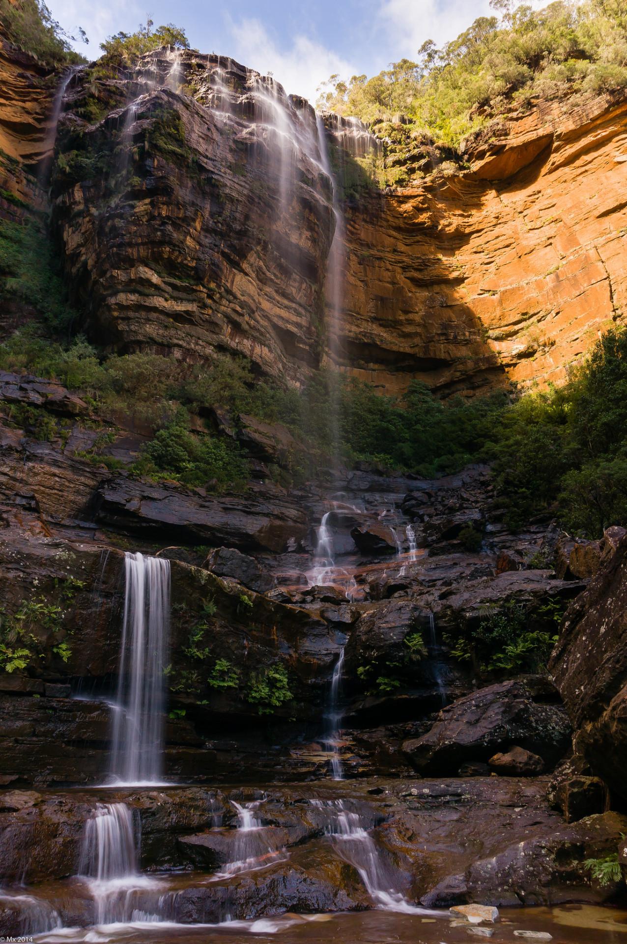 Wentworth Falls - Blue Mountains / Australia