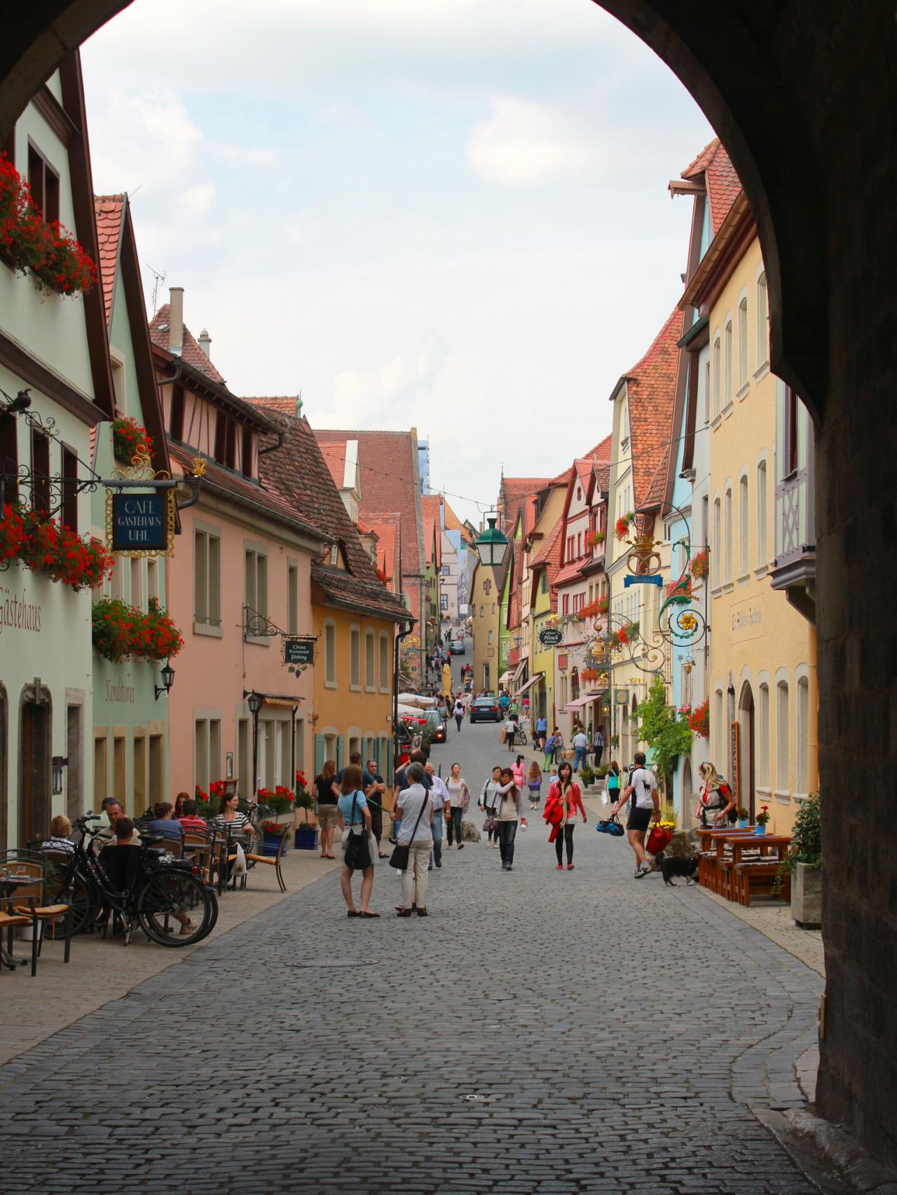 Rothenburg ob der Tauber / Germany