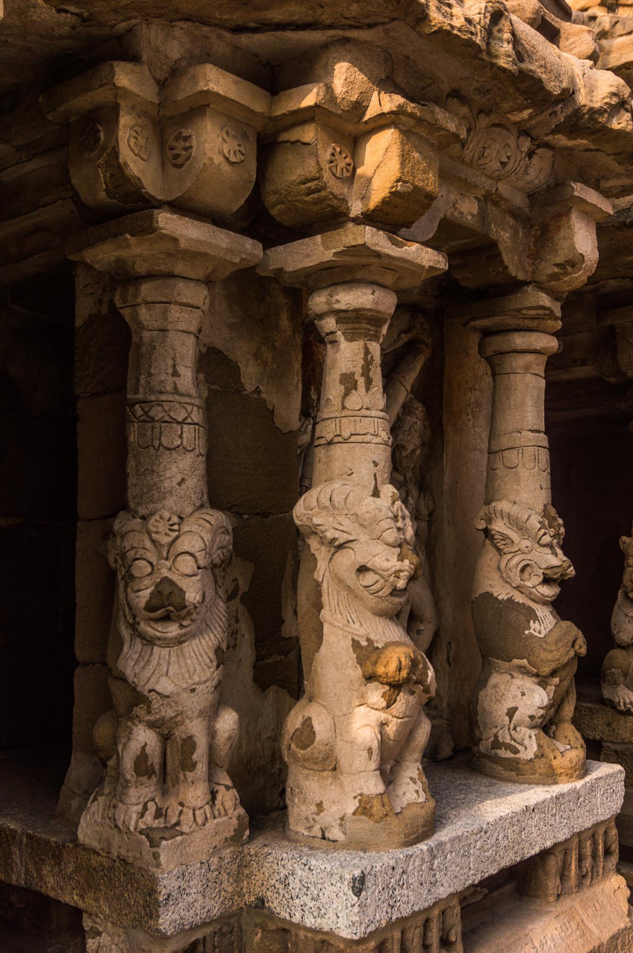 Kailasanathar Temple, Tamil Nadu / India